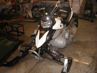 2007 Yamaha Phazer Gt photo