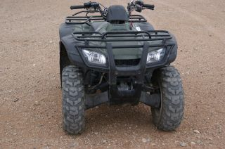 2006 Honda 350es Rancher photo