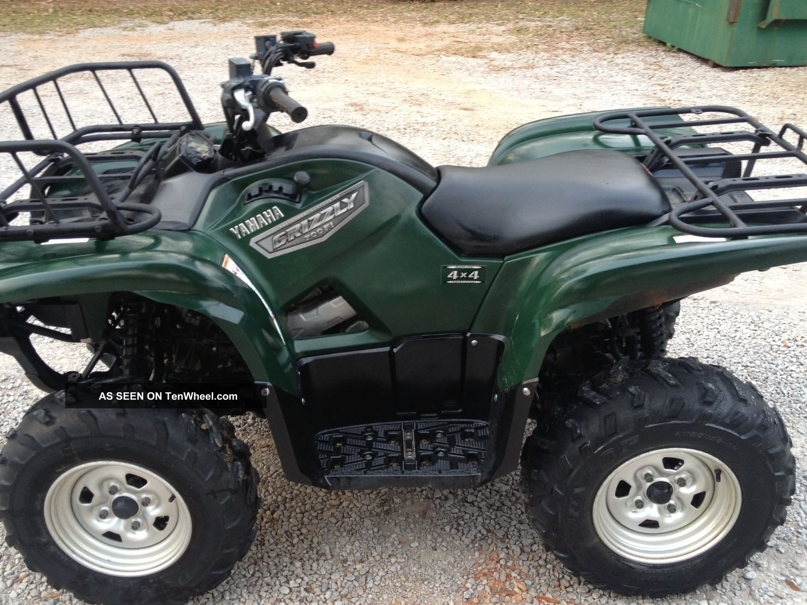 2018 honda foreman vs rubicon 500 atv differences autos post for 2018 yamaha grizzly 700 specs