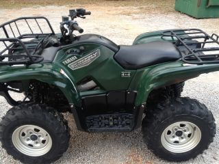 2007 Yamaha Grizzly 700 photo