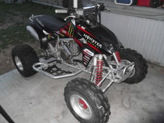 2005 Honda Trx450r photo