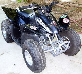 2006 Honda Trx90 photo