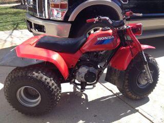 1985 Honda 200 S photo