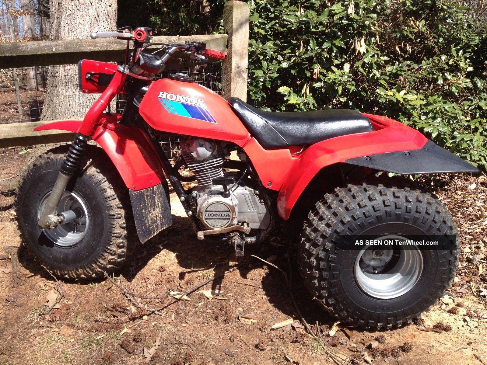 1985 honda 200 s