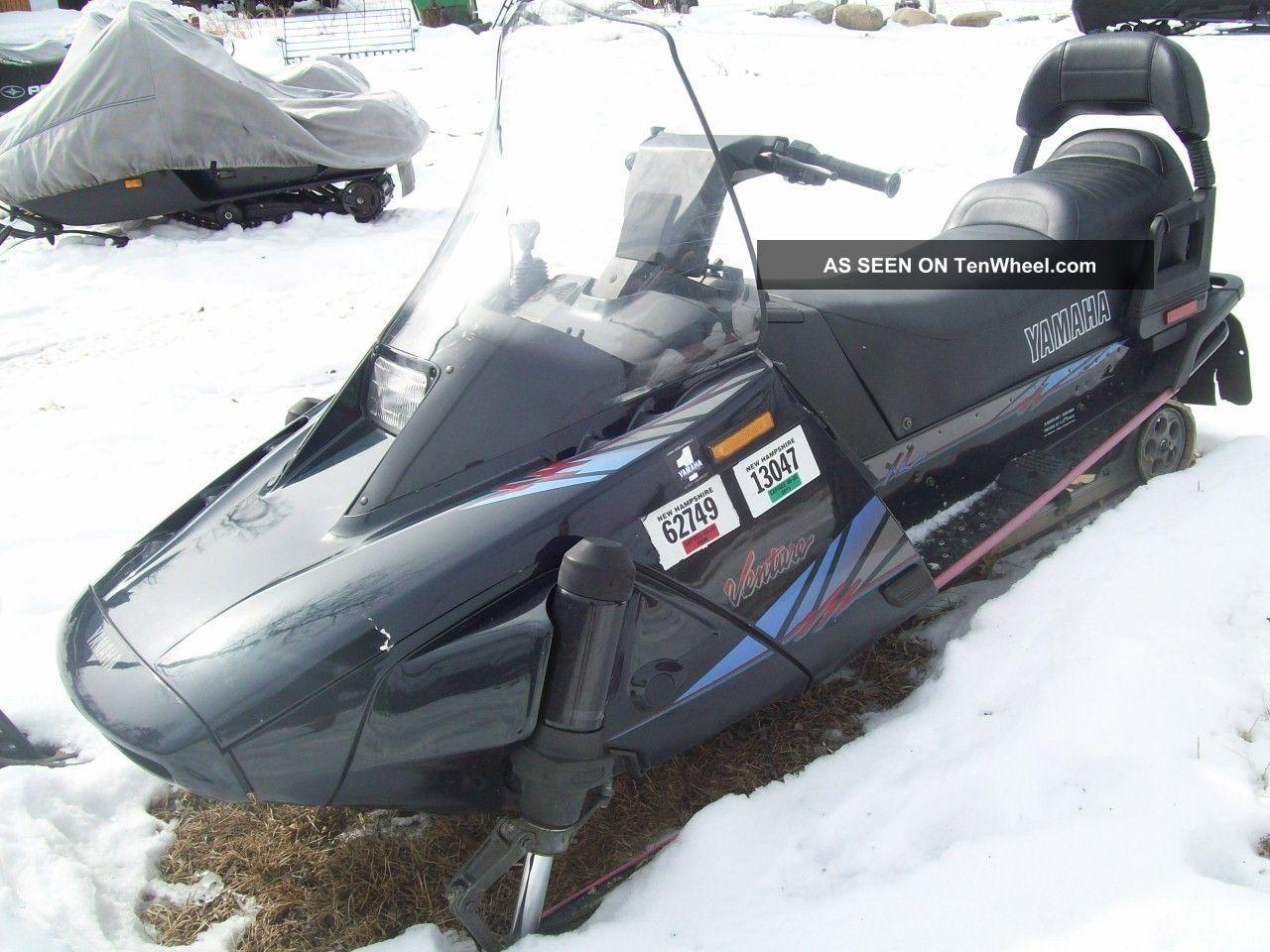 1994 Yamaha Venture
