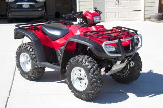 2011 Honda Rubicon photo