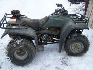 1999 Honda Fourtrax 300 photo