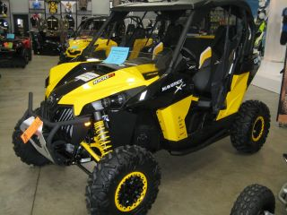 2013 Bombardier Maverick X Rs 1000r photo