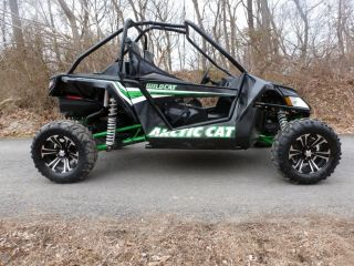 2012 Arctic Cat Wildcat photo