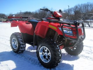 2007 Arctic Cat 500 4x4 Auto photo
