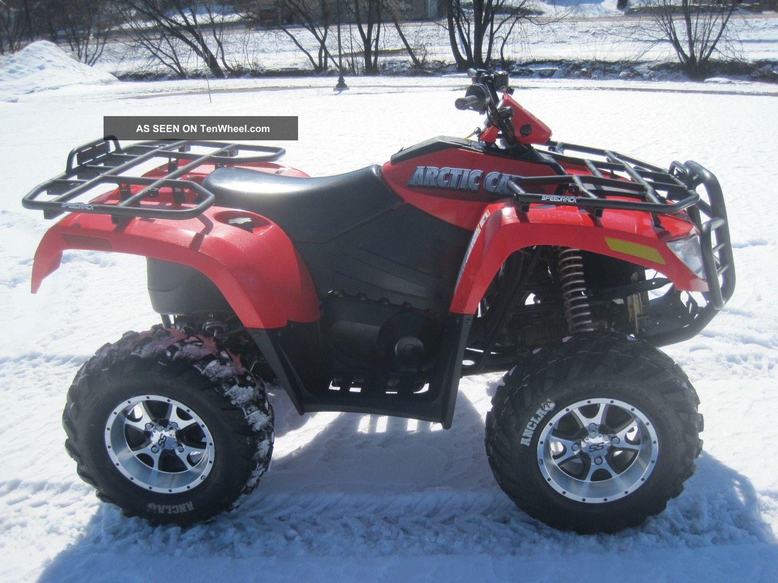 2007 Arctic Cat 500 4x4 Auto