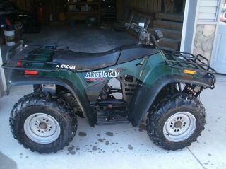 2000 Arctic Cat Arctic Cat 300 4x4 photo