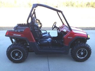 2009 Polaris Rzr 800 Limited Razor photo