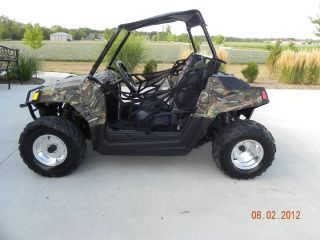 2009 Polaris Ranger 170 Rzr photo
