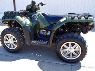 2011 Polaris 2011 Polaris 550 Ep With Power Steering And Efi photo