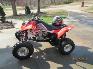 2008 Polaris Outlaw 525 Irs photo