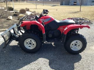 2007 Yamaha Grizzly photo