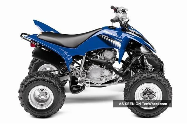 2012 yamaha raptor 250 5 speed 4 stroke electric start for Yamaha 250 four stroke