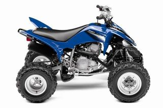 2012 Yamaha Raptor 250 5 - Speed 4 - Stroke Electric Start photo