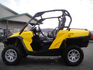 2012 Can - Am Commander Xt 800 Efi 4x4 photo