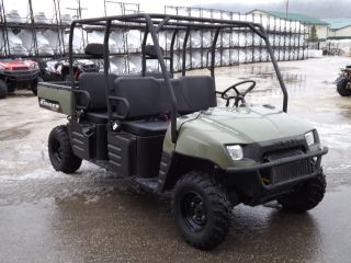2008 Polaris Ranger Crew 700 Efi 4x4 photo