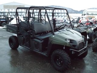 2012 Polaris Ranger Crew 500 Efi 4x4 photo