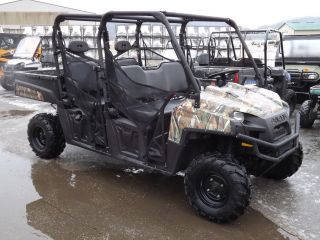 2011 Polaris Ranger Crew 800 Efi 4x4 Eps photo