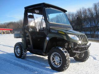 2008 Arctic Cat Prowler Xt photo