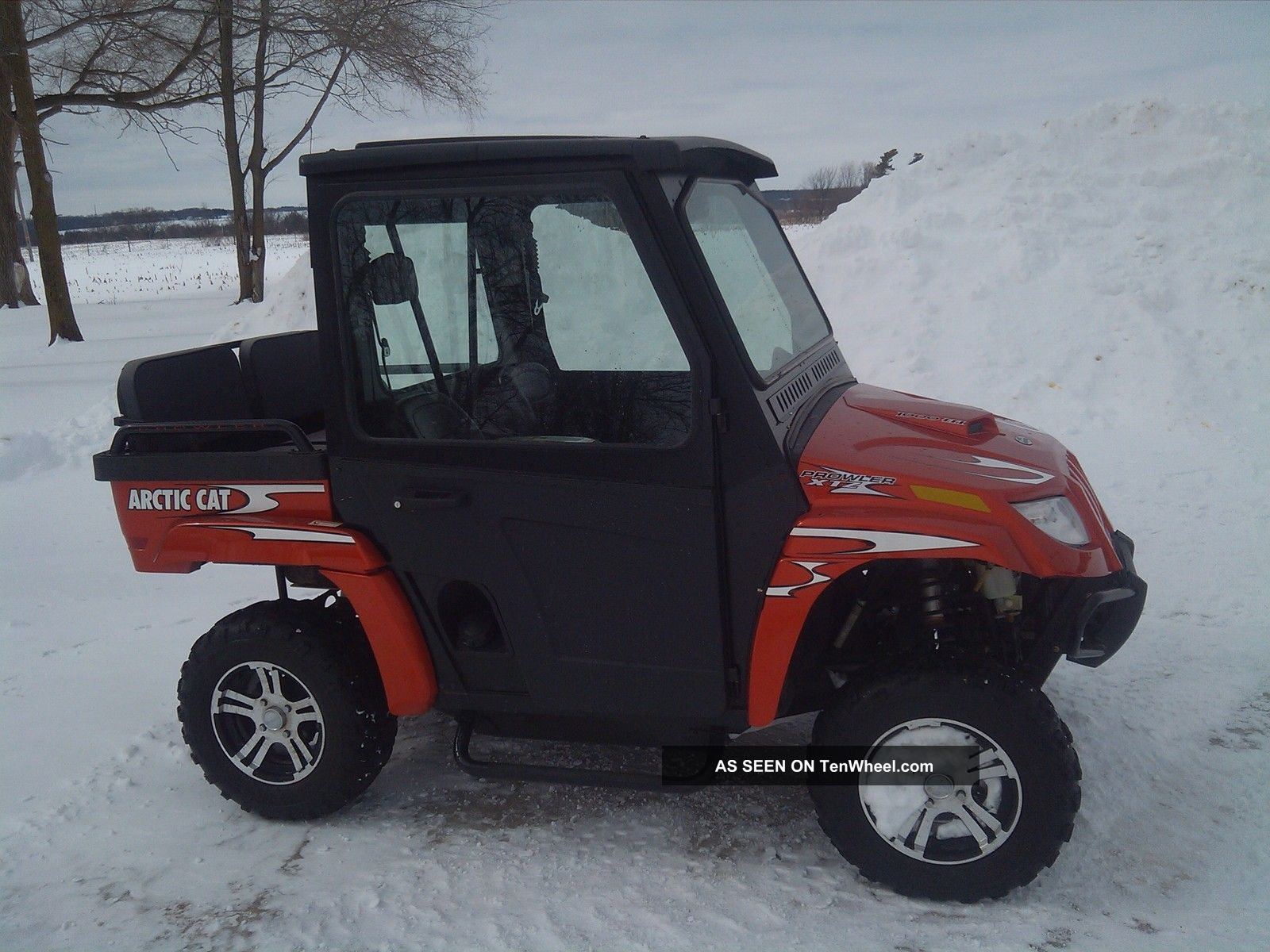 Cedar Springs Arctic Cat
