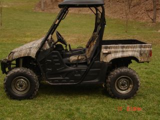 2006 Yamaha Rhino photo