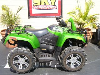 2009 Arctic Cat Mudpro 700 photo