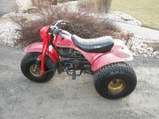 1985 Kawasaki 200 photo