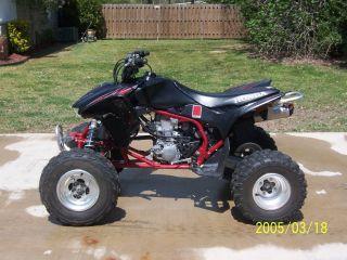 2007 Honda 450 Er photo