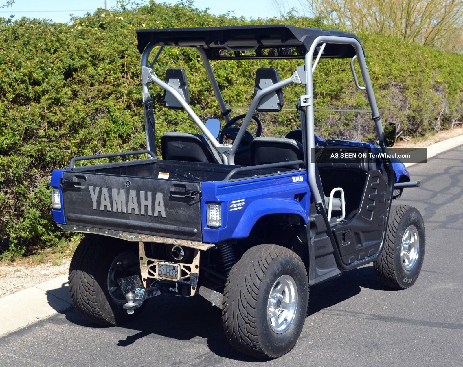 2006 Yamaha Rhino 660 Se