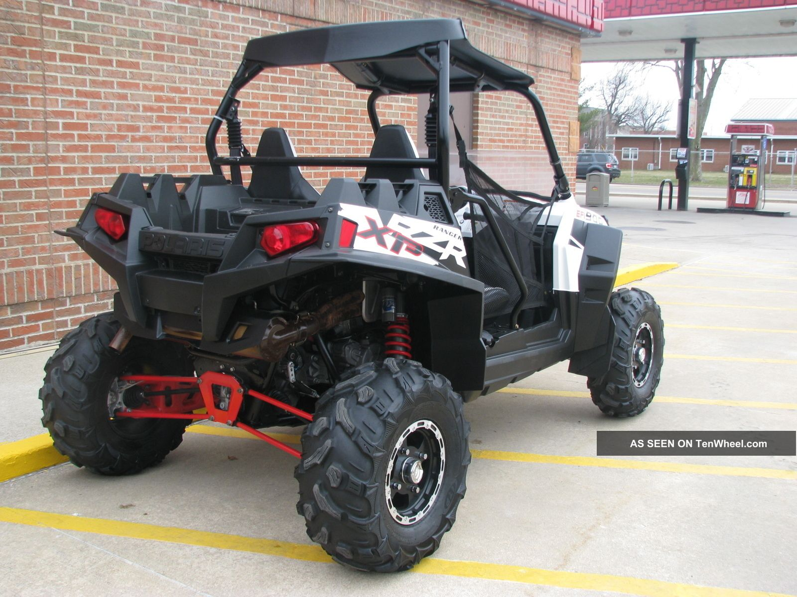 2011 polaris ranger xp 900