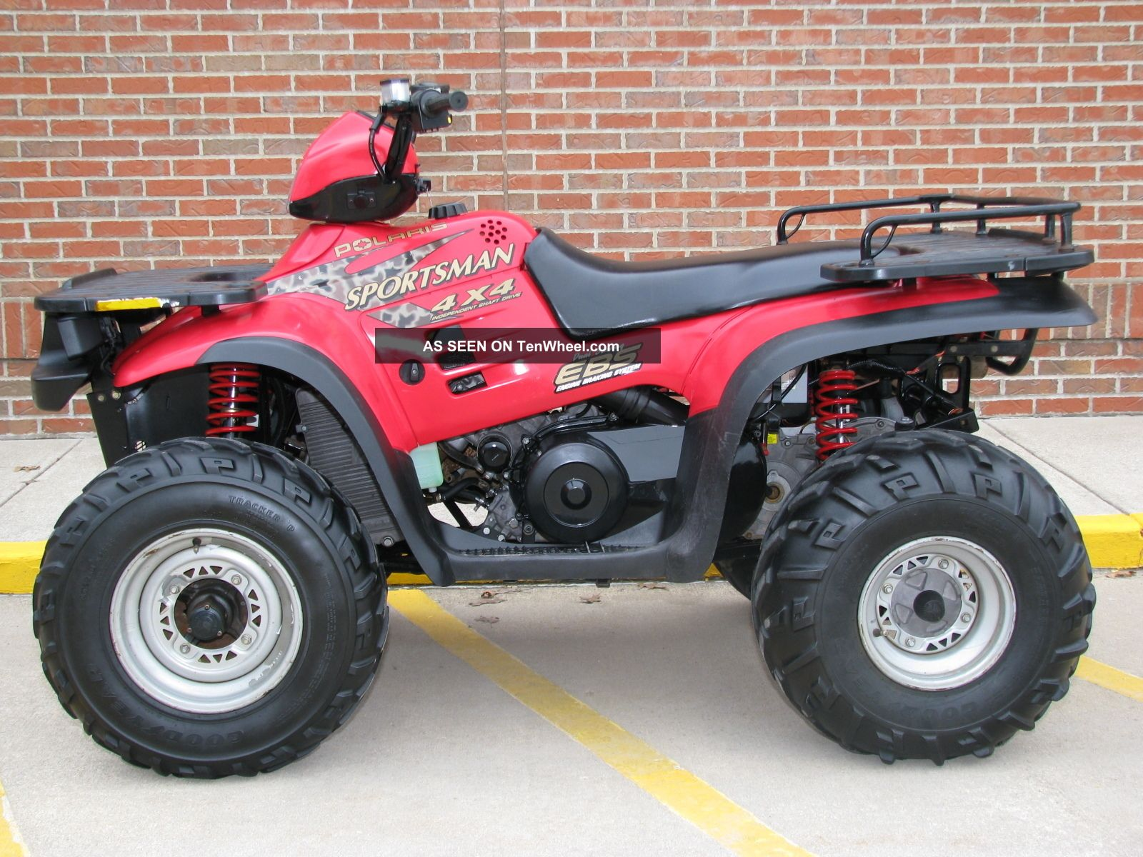 1999 Polaris Sportsman 500 Wiring Diagram For Winch Schematics Yamaha Grizzly 600 4 Wheeler Get Free Image 2005 Ho