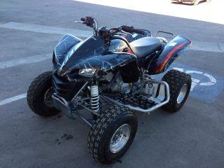 2007 Kawasaki Kfx700 photo
