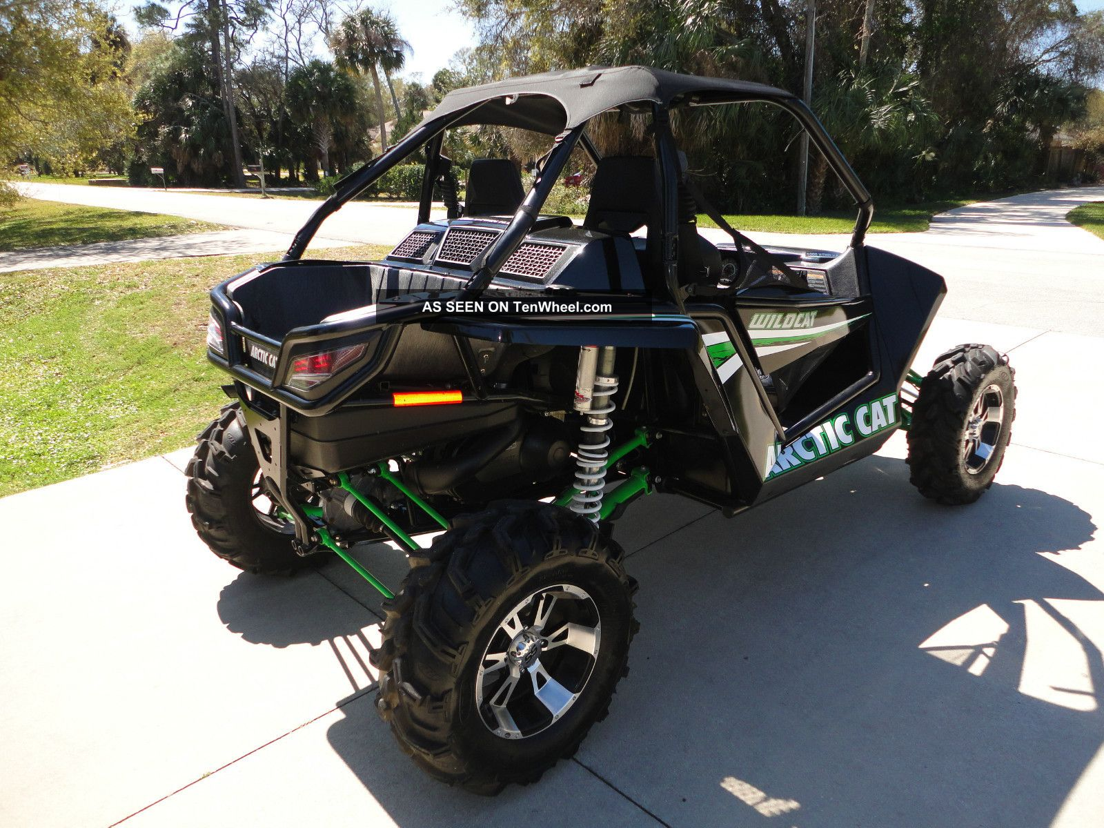 2015 En Xc 450 also 2017 En Mudpro 1000 Limited Eps additionally 331272899142 in addition 2016 Utility Utv Buyers Guide moreover New Arctic Cat Race Sled Announced. on arctic cat wildcat side by