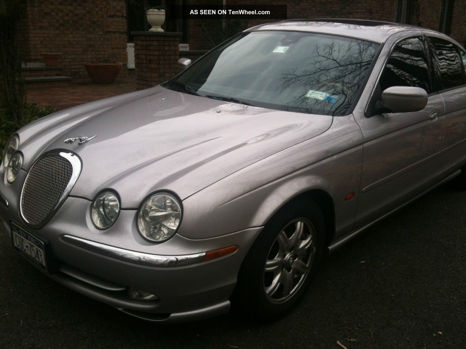 2000 jaguar s type base sedan 4 door 4 0l. Black Bedroom Furniture Sets. Home Design Ideas