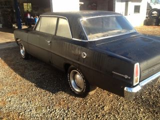 1966 Chevy Ii Nova Post photo