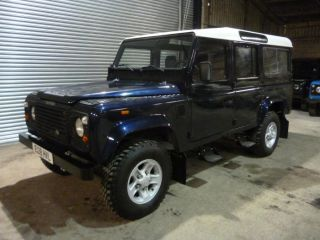1988 Defender 110 Lhd With 300 Tdi Diesel photo