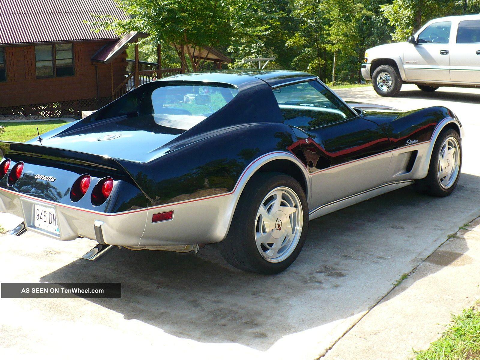 classic 1976 corvette stingray coupe w t tops corvette photo 3. Cars Review. Best American Auto & Cars Review