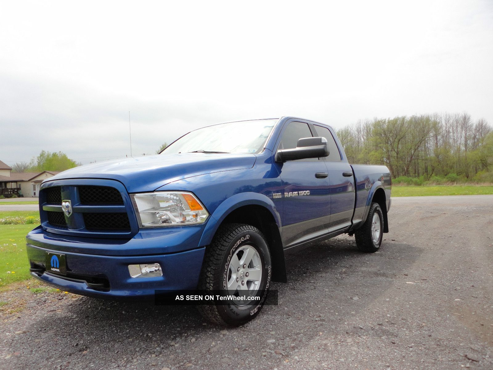 2011 dodge ram 1500 quad cab 4x4. Black Bedroom Furniture Sets. Home Design Ideas