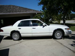 1997 Mercury Grand Marquis Ls Sedan 4 - Door 4.  6l photo