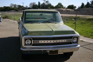 1970 Chevy California Sport Truck 20 photo