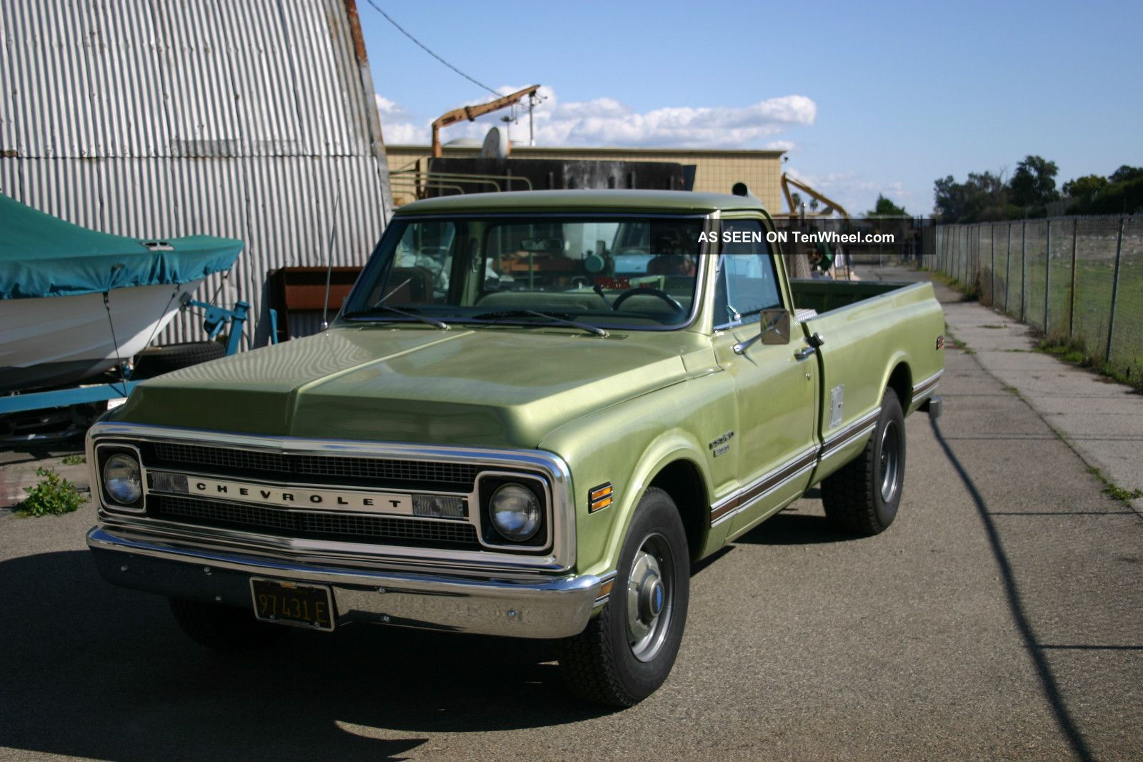 1970 chevy california sport truck 20 other pickups photo 2