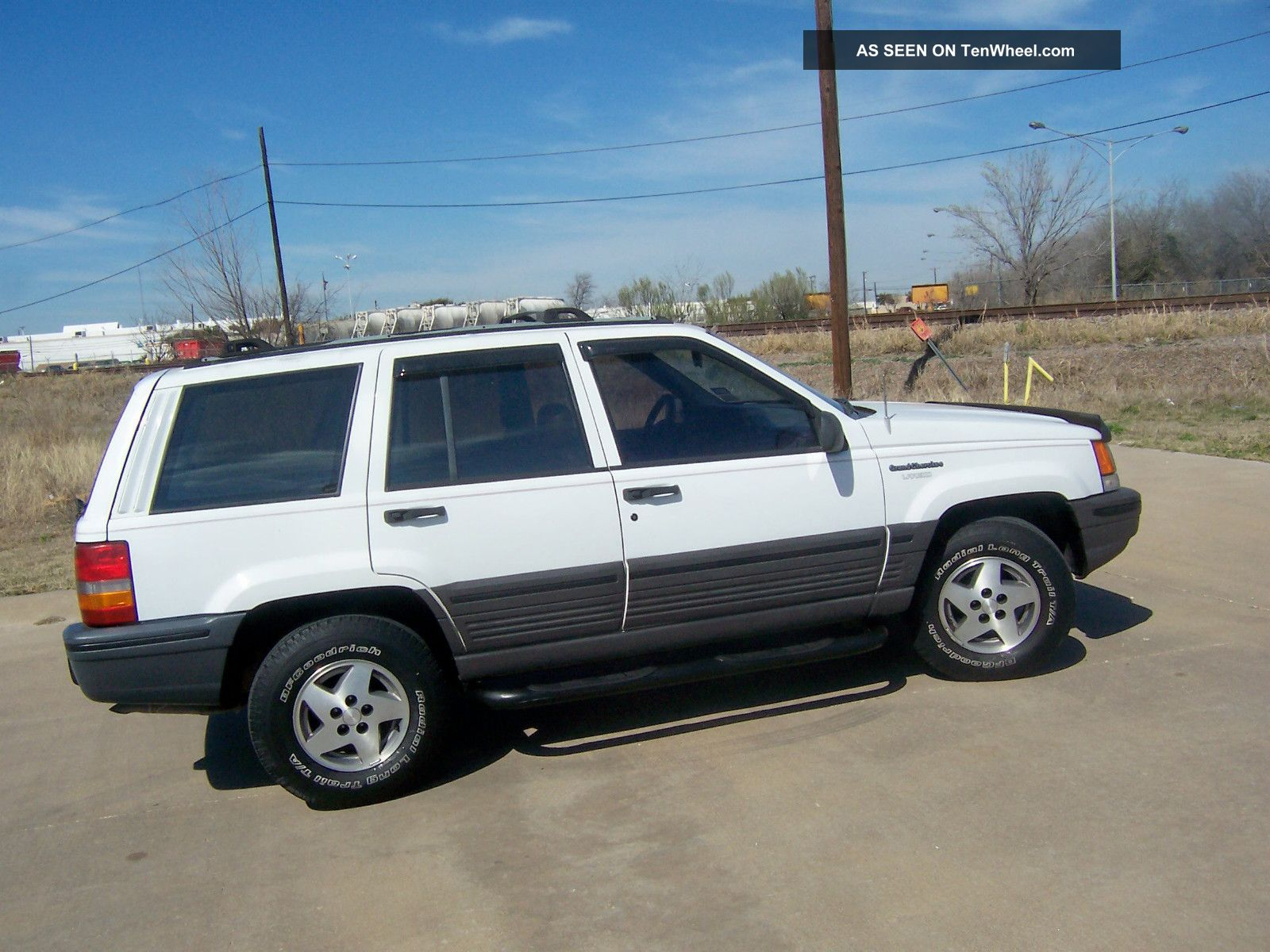 1994 Jeep Grand Cherokee Laredo Sport Utility 4 Door 4 0l