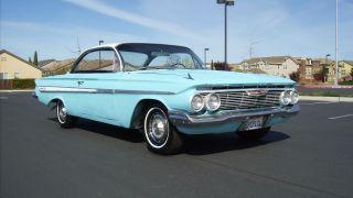 1961 Chevrolet Impala Bubbletop photo