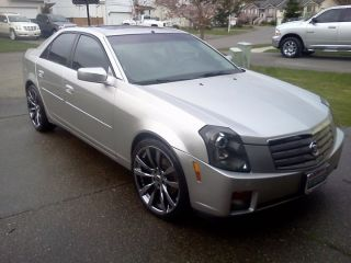 2005 Cadillac Cts Base Sedan 4 - Door 3.  6l photo