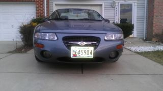2000 Chrysler Sebring Lx Great & Fun Car To Drive - No Problems Or Issues photo